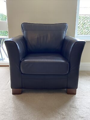 £500 • Buy Luxury Brown Leather 3 Piece Suite