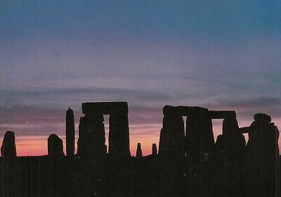 £2.75 • Buy Postcard - Stonehenge - From The South-East