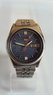 $ CDN23.37 • Buy Seiko 5 7009-876j Stainless Steel Automatic Day/date Mens Watch. Great Condition