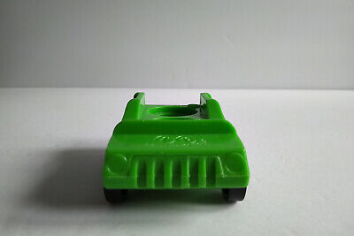 $ CDN15 • Buy Vintage Fisher-Price Little People 2 Seater All Green Car
