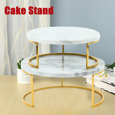 £50.72 • Buy Meniscus-shaped Base Cake Stand Parties Afternoon Tea Wedding Party Tableware UK