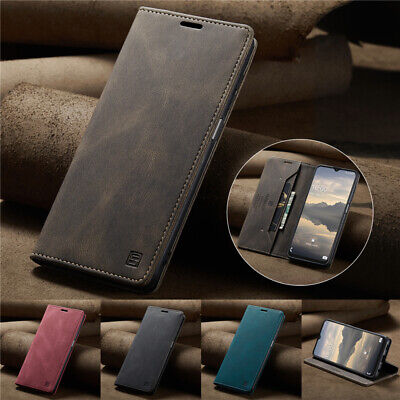 $ CDN9.68 • Buy For Samsung Galaxy S21 S20 Note20 Ultra Wallet Magnetic Leather Flip Case Cover