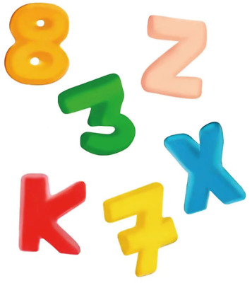 £19.99 • Buy 1kg VIDAL Letters & Numbers ABC Alphabet Gummy Jelly Sweets (Spanish Import)