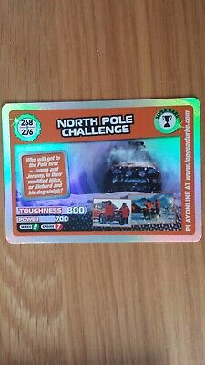 £5 • Buy Top Gear Turbo Challenge SUPER RARE TRADING CARDS 268/276 JUST OPENED PACKETS