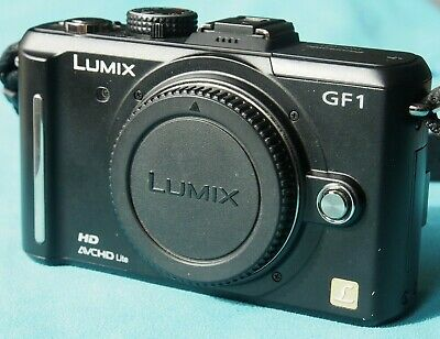 £125 • Buy Panasonic GF1 Camera Body Converted To Capture From 590nm Infra Red Photography.