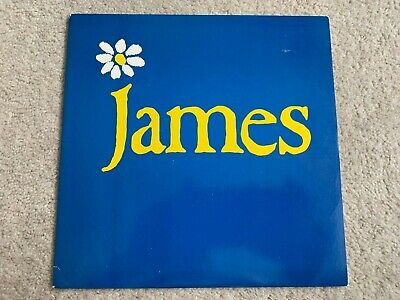 £2.99 • Buy James How Was It For You 7  Vinyl Single 1990 Gold Mother Sit Down Come Home