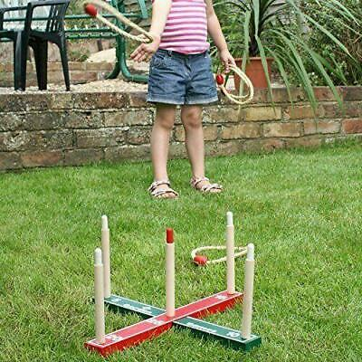 £8.92 • Buy Giant Quoits Classic Family Game Garden Indoor Outdoor Party Fun Playing Games
