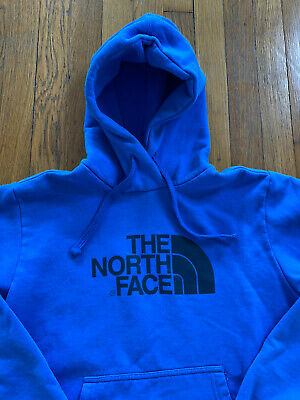 $ CDN25.16 • Buy The North Face Men's Unisex Pullover Sweatshirt Hoodie Size Small Blue