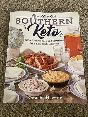 $11.99 • Buy Southern Keto: 100+ Traditional Food Favorites For A Low-Carb Lifestyle