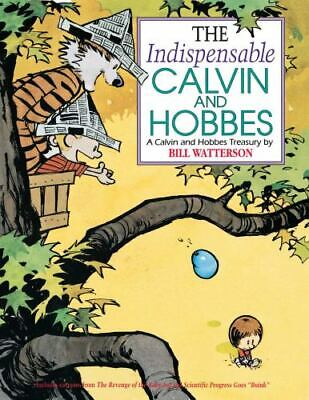 £2.15 • Buy Calvin And Hobbes Ser.: The Indispensable Calvin And Hobbes By William Watterson