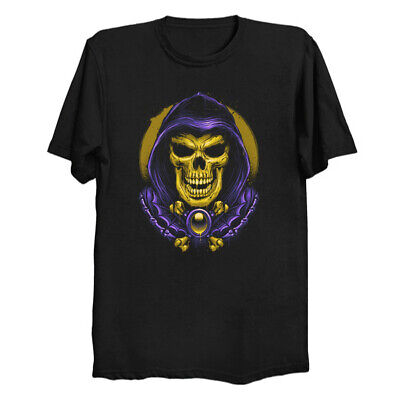 $13.99 • Buy Take Over The Universe Masters Of The Universe Skeletor Show Black T-Shirt S-6XL