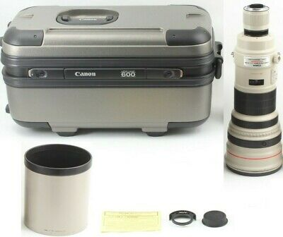 £255.54 • Buy CANON EF 600mm F/4 L  IS USM Good 😍 Or 800mm F/5.6 L IS USM W/1.4x , Your Offer
