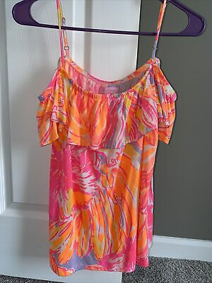 $30 • Buy Lilly Pulitzer Tank Small