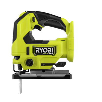 £107.65 • Buy RYOBI Cordless Jig Saw 18V Lithium-Ion Variable Speed Brushless (Tool Only)