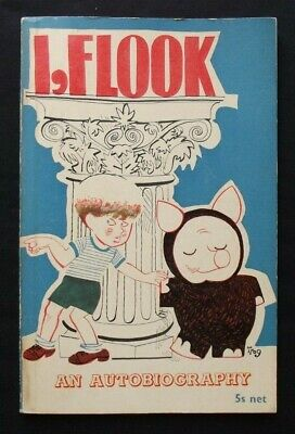 £3.25 • Buy Vintage Book: I, Flook: An Autobiography By George Melly & Wally Fawkes, 1962