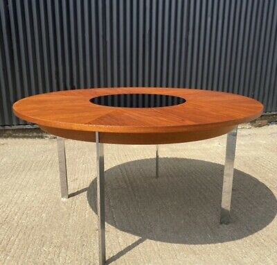 £1100 • Buy Mid Century Dining Table By Richard Young For Merrow Associates.