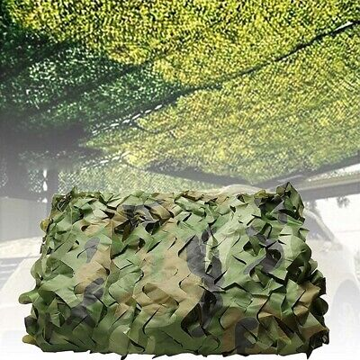£12.98 • Buy Camouflage Net Hunting/Shooting/Army/Camping/Woodland Hide Camo Netting 7x1.5M