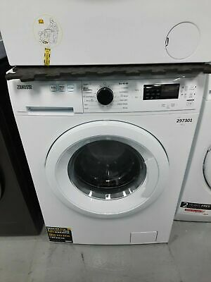 £590 • Buy Zanussi ZWD86SB4PW 8Kg / 4Kg Washer Dryer With 1600 Rpm White E Rated #297301
