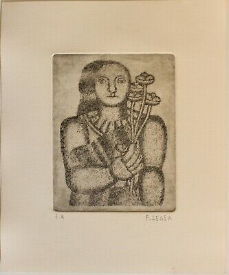 £72.64 • Buy Etching  FERNAND LEGER  Signed By Hand,gravure,radierung,aguafuerte