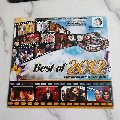 £12.50 • Buy BEST OF YEAR 2012: Bollywood Mp3 CD : 100 SONGS : NEW : Z