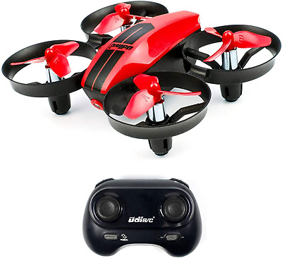 AU44.35 • Buy UDI U46 Mini Drone For Kids 2.4Ghz RC Drones With Auto Hovering Headless Mode Na