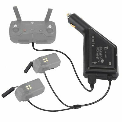 AU29.63 • Buy Battery/Controller Charging Hub Car Connector USB Adapter Charger For DJI Spark