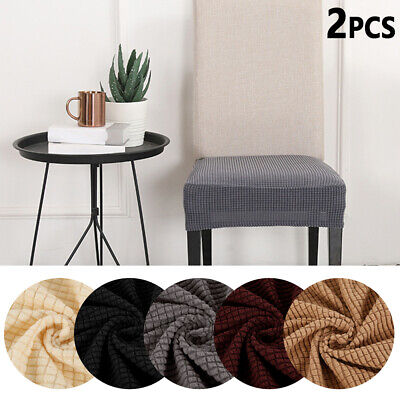 AU16.38 • Buy Slipcover Stretch Dining Chair Covers  Living Room Seat Cover Elastic  Protector