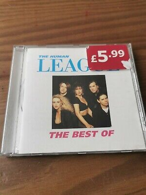 £3.50 • Buy The Human League - Best Of  The (1998) CD