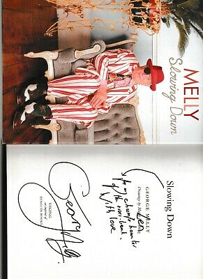 £10.99 • Buy GEORGE MELLY Signed Book
