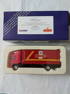 £1.99 • Buy CORGI DIECAST Model ROYAL MAIL MILLENIUM COLLECTION SWB LORRY, BOXED