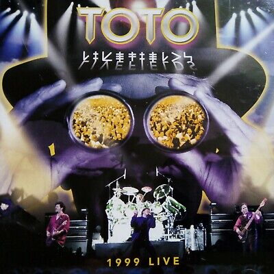 £12.99 • Buy Toto - Livefields - CD Live In 1999 With BONUS CD (3 Live Tracks And 2 Videos)