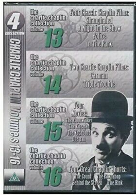 £5.75 • Buy Charlie Chaplin Collection [DVD] Brand New Sealed Free Post Fast Dispatch