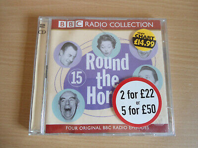 £3.95 • Buy Round The Horne : Round The Horne Vol. 15 CD 2 Discs 2003 - BBC Radio Collection
