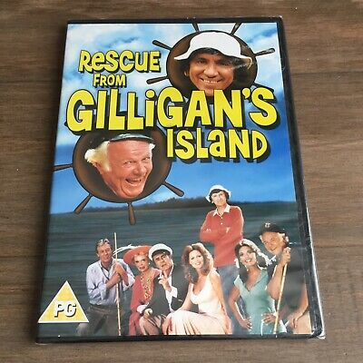 £5.99 • Buy Rescue From Gilligan's Island - DVD (1978) - BRAND NEW & SEALED, Slim Case DVD