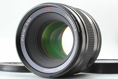 $ CDN3761.69 • Buy MINT Contax Carl Zeiss Planar T* 80mm F2 Lens For Contax 645 From JAPAN