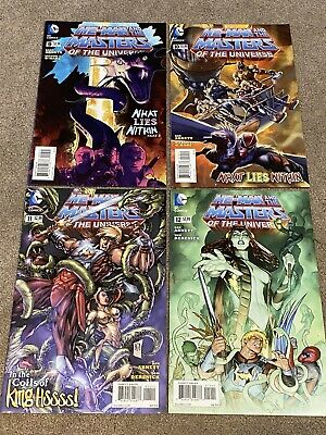 $20 • Buy DC Comics He-Man And The Masters Of The Universe Issues 9, 10, 11, 12