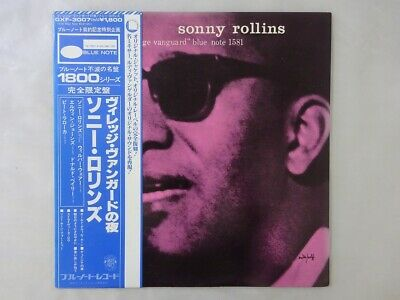 £4.68 • Buy Sonny Rollins A Night At The ~ Blue Note GXF-3007(M) Japan KING  LP OBI