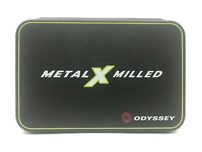 $24 • Buy NEW Odyssey ~ Metal X Milled Mallet Putter Weight Kit & Divot Tool