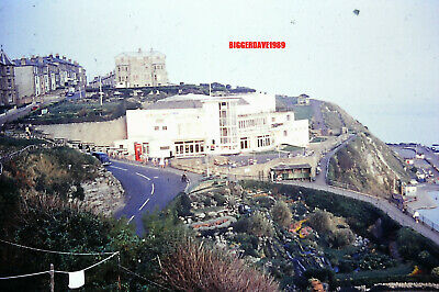 £1.99 • Buy Vintage 35mm Slide – View Of Ventnor Cliffs Hotels Isle Of Wight 1963
