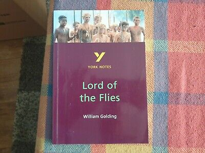 £0.99 • Buy Lord Of The Flies-york Notes,william Golding Paperback Vgc