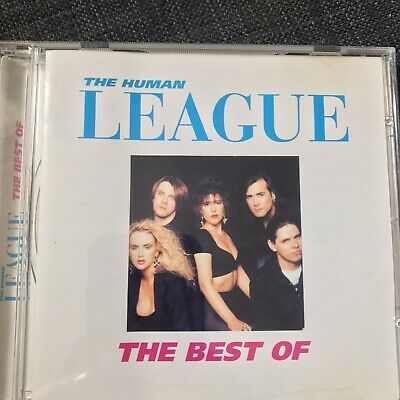 £1 • Buy The Human League - The Best Of The Human League (CD, 1999)