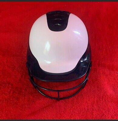 $35 • Buy Rip It Softball Helmet blue And White Size M/l Good Condition