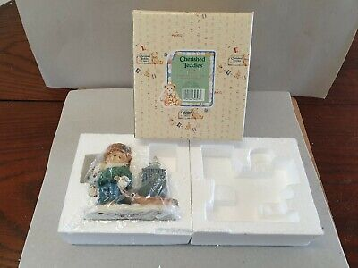 £5.95 • Buy Enesco Cherished Teddies James Going My Way For The Holidays Boxed 269786