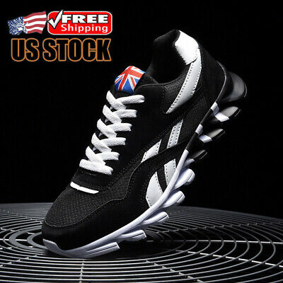 $23.99 • Buy Men's Outdoor Running Sneakers Casual Athletic Fashion Tennis Walking Gym Shoes