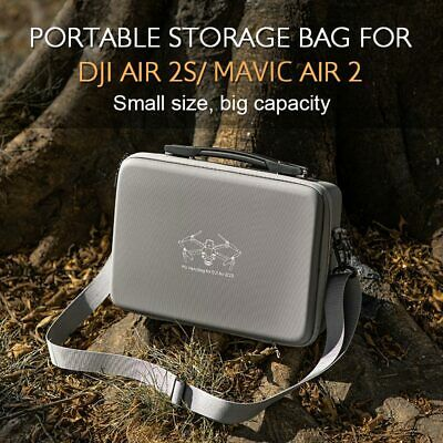 AU55.83 • Buy Suitcase Waterproof Carrying Case Travel Storage Bag For DJI Mavic Air 2S Drone