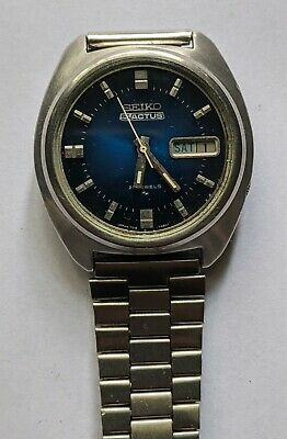 $ CDN150 • Buy Seiko 5actus Automatic Mens Watch. Great, Working Condition.