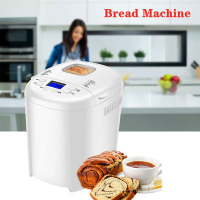 View Details Bread Maker Electric Bread Making Machine With 14 Programmes 550W Bread Maker UK • 69.89£