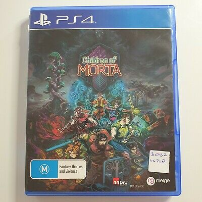 AU11.65 • Buy Children Of Morta   Sony PS4/PlayStation 4   Action Role-Playing Video Game