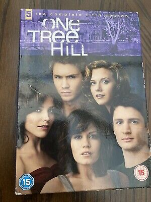 £4.50 • Buy One Tree Hill Complete Season 5 Five DVD Box Set Good Condition