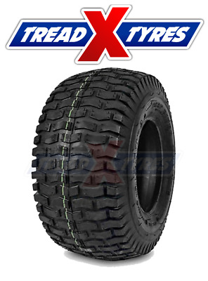 £26.50 • Buy One 16x6.50-8 Tyre Turf & Grass Tyre For Lawn Mower & Garden Tractor 16x650-8